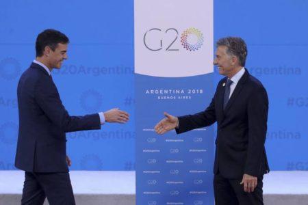 Sánchez defiende el multilateralismo y busca un acuerdo sobre migración