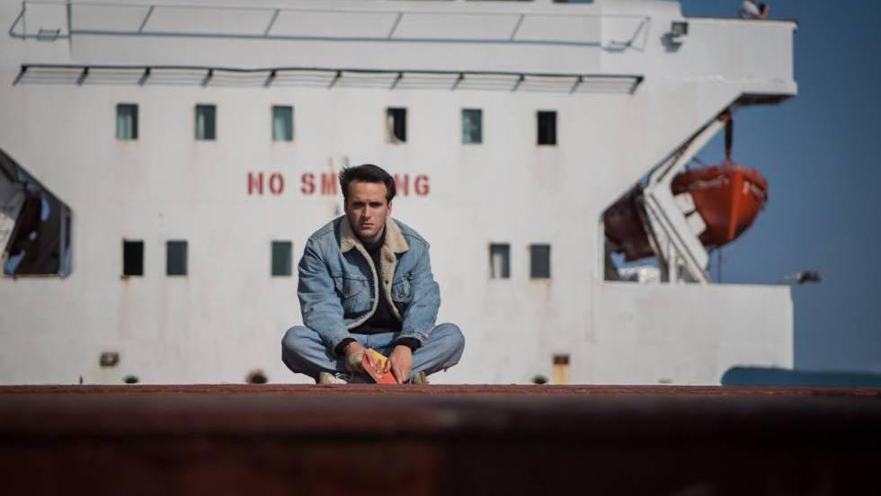 El último viaje de Carlos Alcántara en 'Cuéntame'