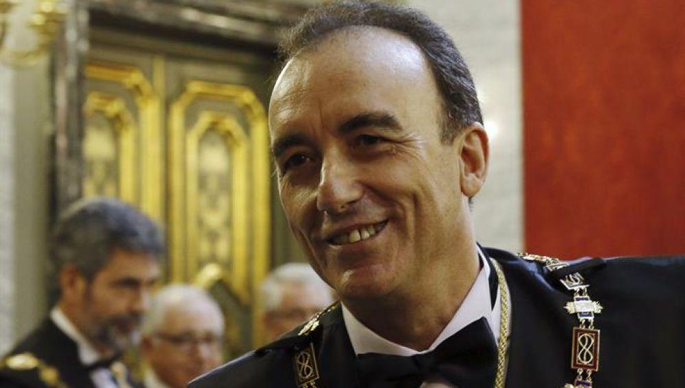 El juez Marchena renuncia a presidir el Consejo General del Poder Judicial