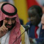 El efusivo saludo de Putin da un respiro al acorralado heredero saudí en el G20