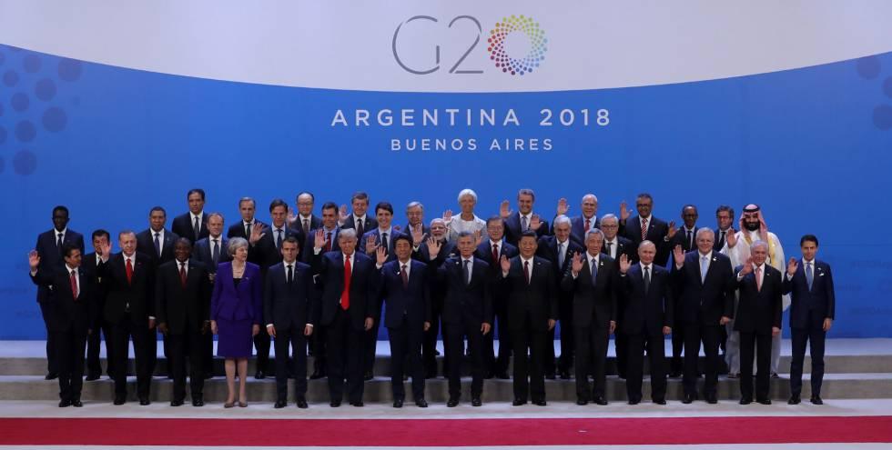 La cumbre del G20 en Argentina, en vivo