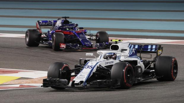Así queda la parrilla de la Fórmula 1 para 2019