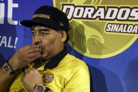 Maradona ataca sin piedad a la Conmebol por la decisión