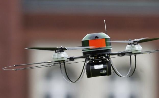 Drones, los pilares de la seguridad del futuro