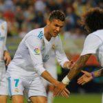 El halago de Marcelo hacia Cristiano Ronaldo