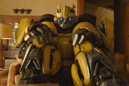 Así es 'Bumblebee', la nueva entrega de la saga 'Transformers'