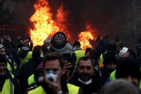 Los «chalecos amarillos» sacuden la liga francesa