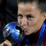 Claudia Pina, la niña de los cien goles