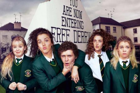 Sobrevivir al instituto en la Irlanda (del Norte) de los 90