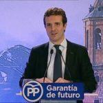 Casado califica de «catastróficos» los 200 días de Sánchez en la Moncloa