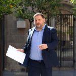 Junqueras dice que ERC «no romperá los puentes de diálogo» con el Gobierno y advierte de que «con encapuchados» no se hará la República