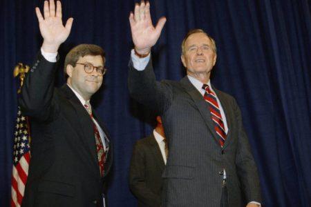 Trump elige como fiscal general a William Barr, que ya lo fue con Bush padre