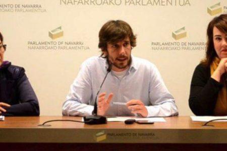 Podemos Navarra expulsa a tres diputados leales a Iglesias incluyendo la presidenta del Parlamento