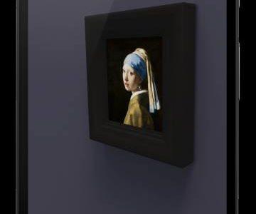 Todos los 'vermeer' se juntan en un móvil