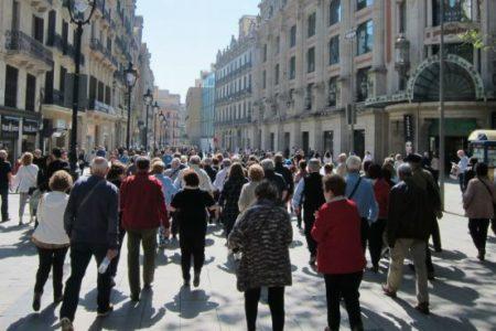 La población española asciende hasta los 46,7 millones de habitantes por el incremento de extranjeros