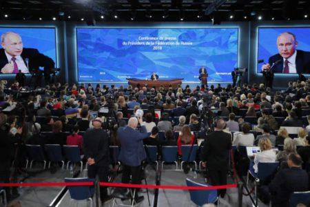 Putin acusa a EE UU de elevar el riesgo de una guerra nuclear