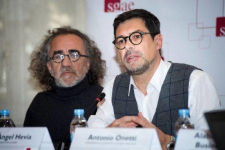 Los socios de la SGAE suspenden los estatutos de Hevia y la entidad queda a expensas del Ministerio de Cultura
