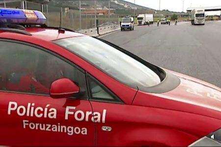 La Guardia Civil de Tráfico abandonará Navarra en favor de la Policía Foral