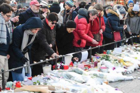 Fallece una quinta víctima del atentado de Estrasburgo