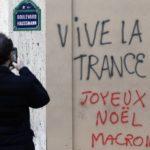 París prevé una caída de la economía del 0,1% en el cuarto trimestre por la crisis de los 'chalecos amarillos'