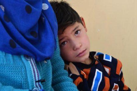 El drama del «pequeño Messi afgano» tras conocer a su ídolo