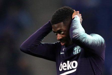Valverde quiere acabar con «el serial Dembélé»