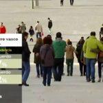 Sube el porcentaje de vascos contrarios a la independencia, que asciende al 37%