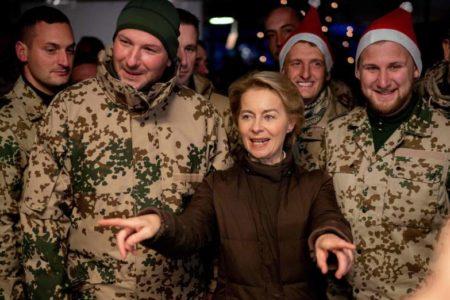 Alemania estudia abrir su Ejército a ciudadanos de la UE
