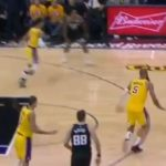 Así apuntilló Bogdanovic a unos Lakers sin LeBron
