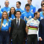 Unzué y el ciclismo, un proyecto inoxidable