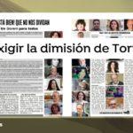 Un manifiesto de intelectuales pide la dimisión de Torra