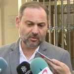 Ábalos critica que se use como «coartada» el proceso independentista para no gobernar