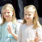 La princesa Leonor y la infanta Sofía asistirán al acto de la Constitución en el Congreso