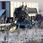 Al menos nueve muertos y 47 heridos en un accidente de tren en Turquía