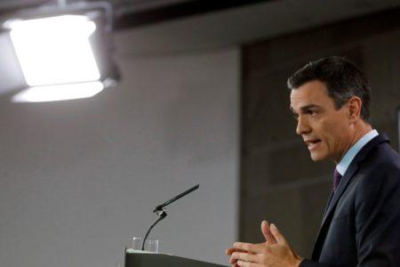 Pedro Sánchez hace balance de su legislatura: «Este gobierno ha hecho más en siete meses que el anterior en siete años»
