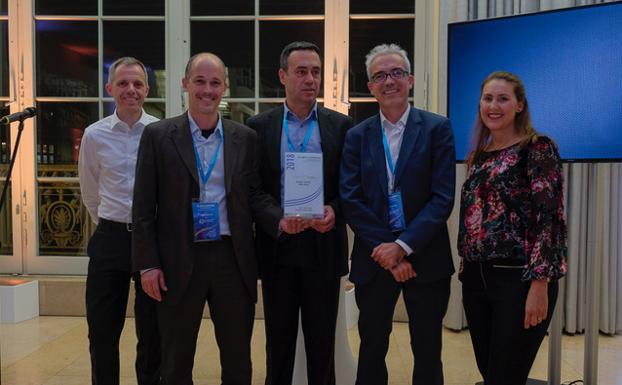 La plataforma televisiva LOVEStv, premiada por el jurado de los premios HBbbTV de Berlín
