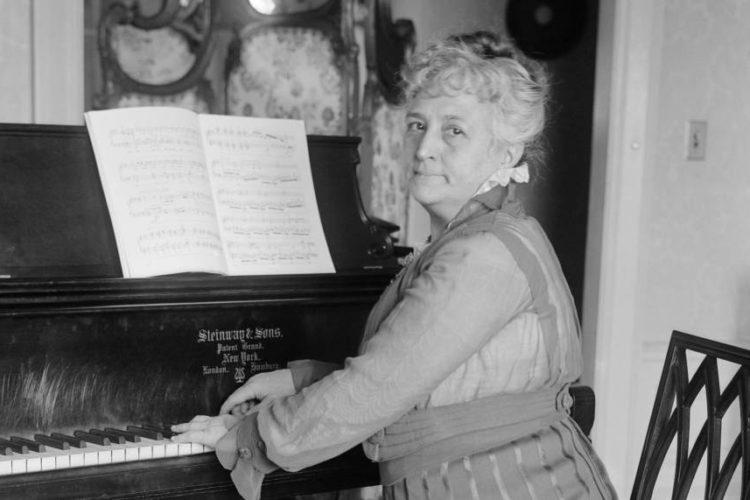 Teresa Carreño, la prodigiosa pianista de fama mundial