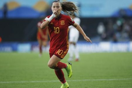 España, campeona del Mundial femenino Sub-17