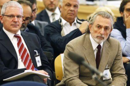 Correa abandona el juicio de la Gürtel por las adjudicaciones de Aena para no quedarse sin comer