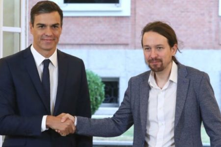 """Iglesias quiere que la reforma laboral incluya un castigo a las empresas con trabajos """"precarios"""""""