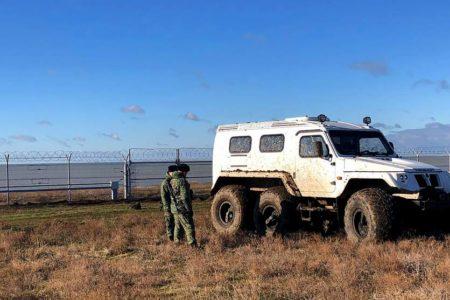 Rusia afirma que ha terminado la alambrada en torno a Crimea