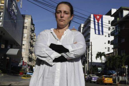 La artista Tania Bruguera, detenida de nuevo por el régimen cubano