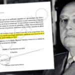 Patrimonio cambia de versión: ahora dice que nombró un martes al firmante del expediente de Franco