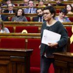La CUP agita la calle para rechazar la celebración del Consejo de Ministros de Barcelona