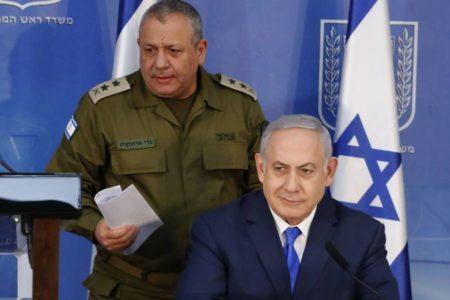 Netanyahu se escuda en Líbano de las acusaciones de corrupción