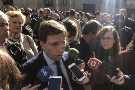 """El PP dice que a Carmena se le ha despertado un """"sentimiento religioso-electoral"""" por las municipales"""