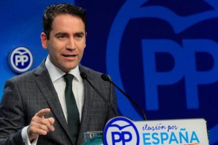 El PP apuesta por sumar con Ciudadanos y Vox tras las autonómicas y municipales de 2019 para «expulsar» a la izquierda