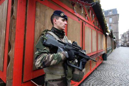 Estrasburgo: una ciudad en vilo ante la amenaza del terrorista huido
