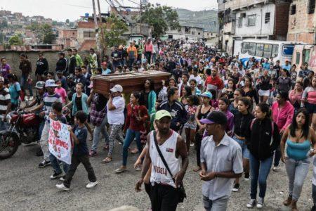 Venezuela se convierte en el país más violento de América Latina