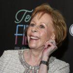 Carol Burnett recibirá el primer Globo de Oro de honor de televisión de la historia